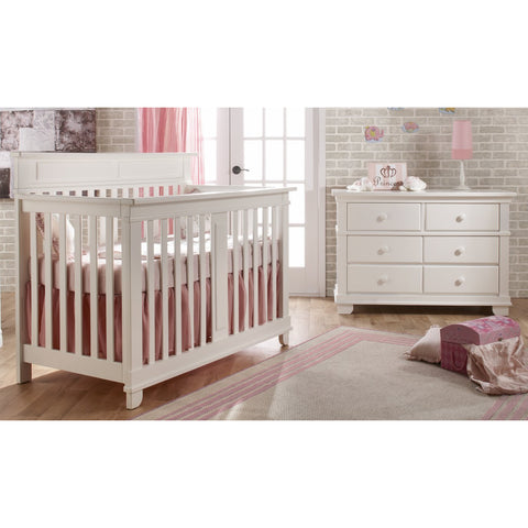 Image of Nursery Set - Pali Torino 3-Piece Nursery Set