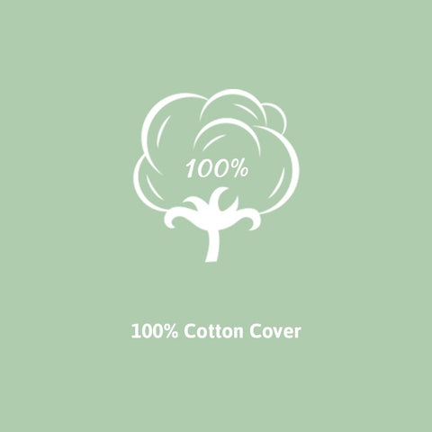 babybay Classic Comfort Mattress Pad with Cotton Cover