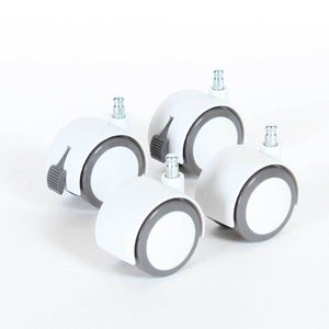 Rolling Castors - Babybay Mobile Wheel Kit