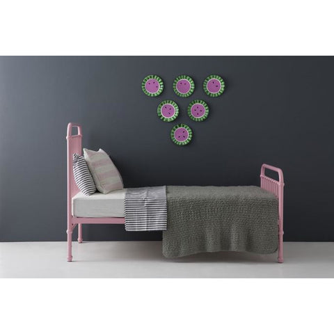 Image of Incy Interiors Polly Full Bed in Pink