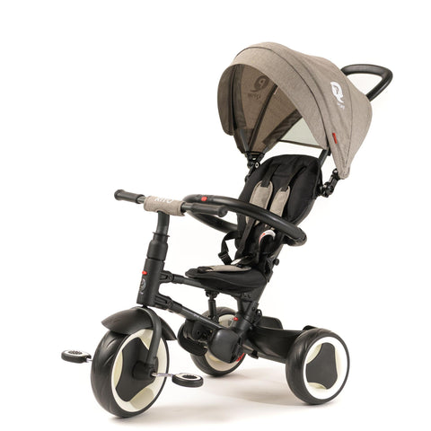 Stroller - Q Play Rito Ultimate Folding Stroller/Trike