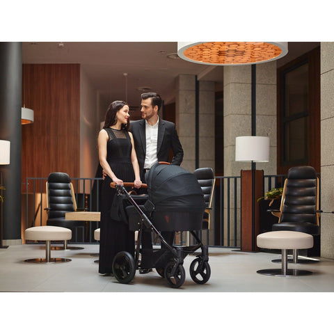 Image of Stroller - Venicci Gusto 2-in-1 Travel System