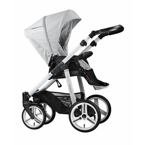 Image of Stroller - Venicci Pure 2-in-1 Travel System