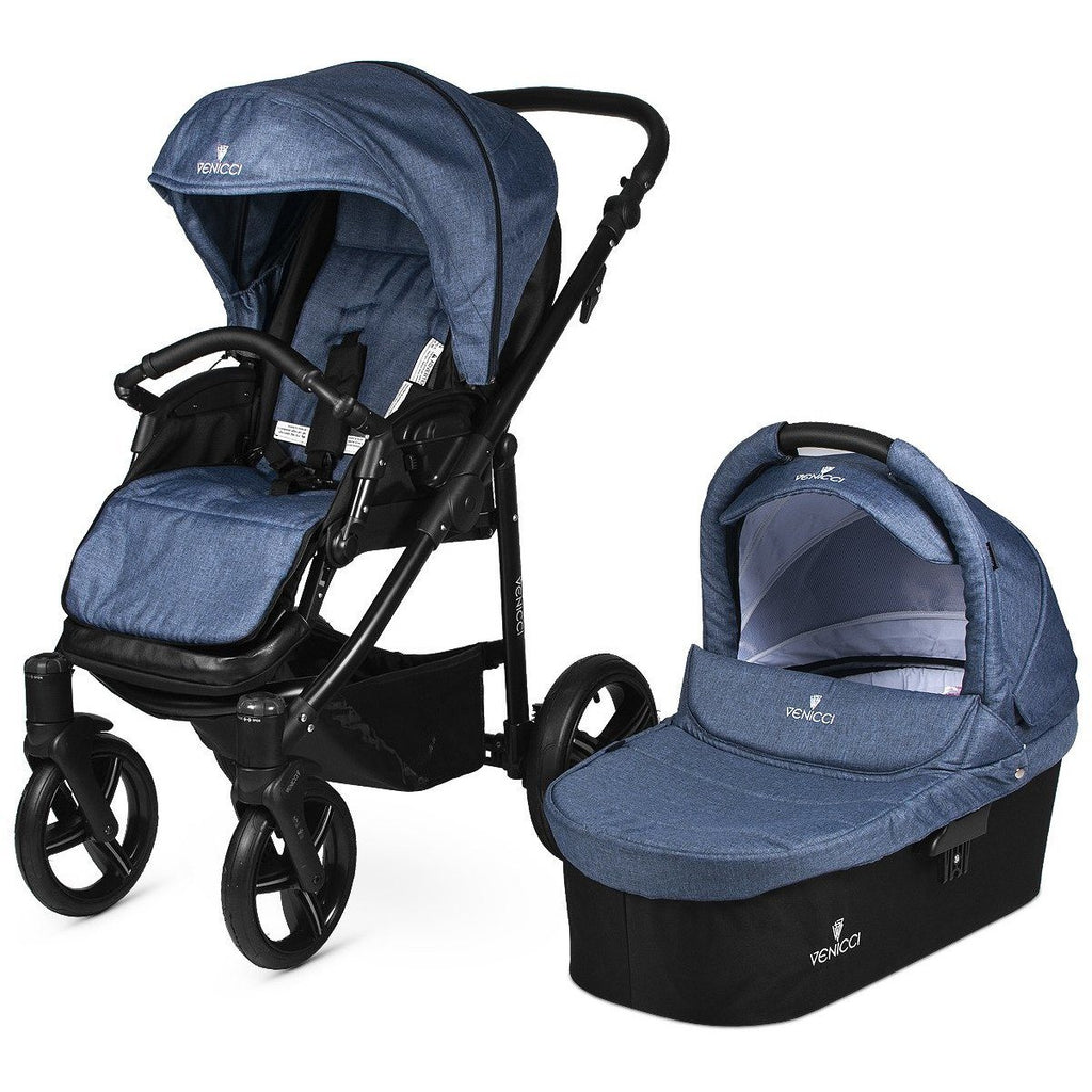 Stroller - Venicci Soft 2-in-1 Travel System