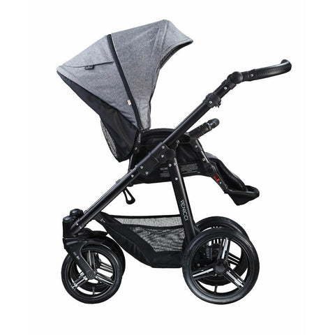 Image of Stroller - Venicci Soft 2-in-1 Travel System