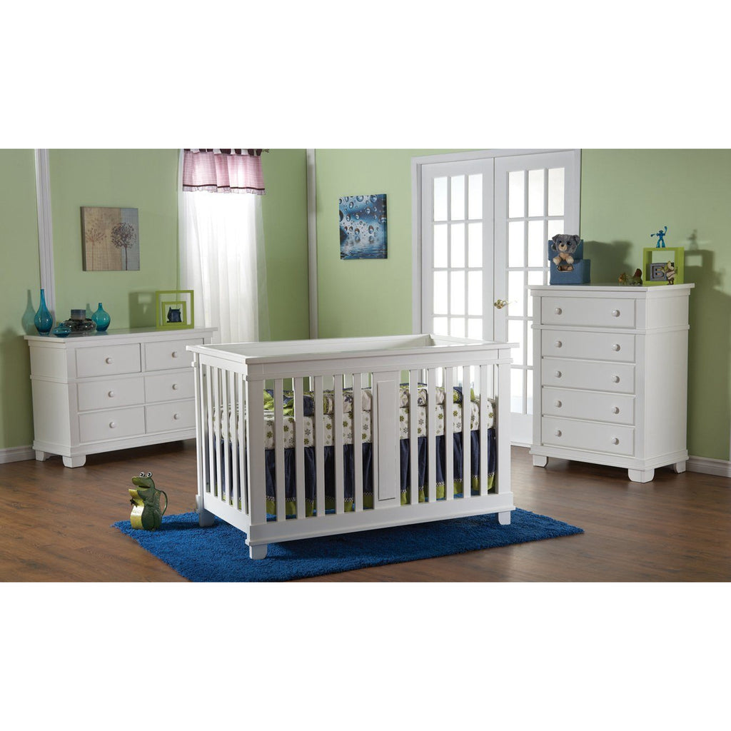 Pali Lucca Forever Convertible Crib