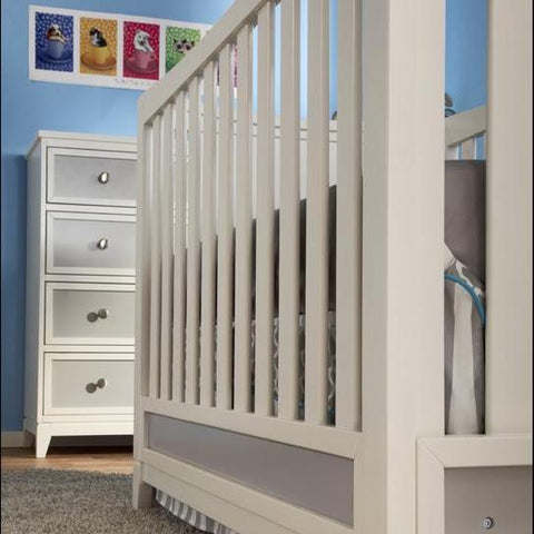 Image of Pali Treviso Forever Convertible Crib - Nap'oleon