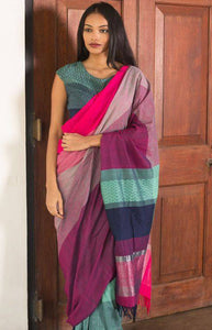 Prominent Multi Color Soft Silk Designer Sarees SC1239