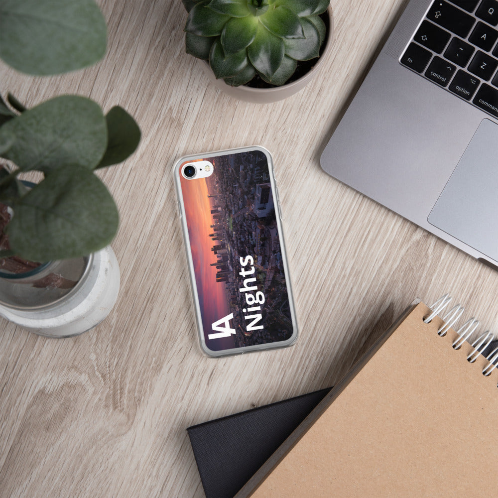 LA Nights iPhone Case