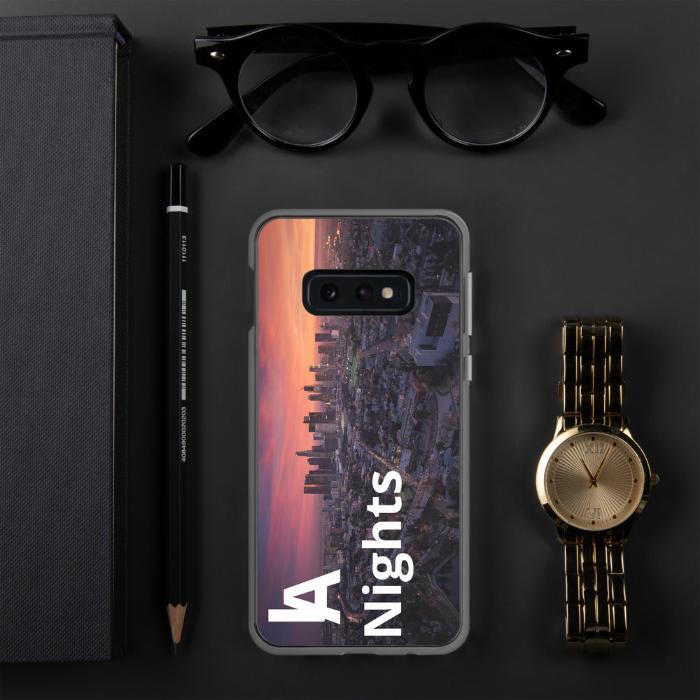 LA Nights Android Phone Case