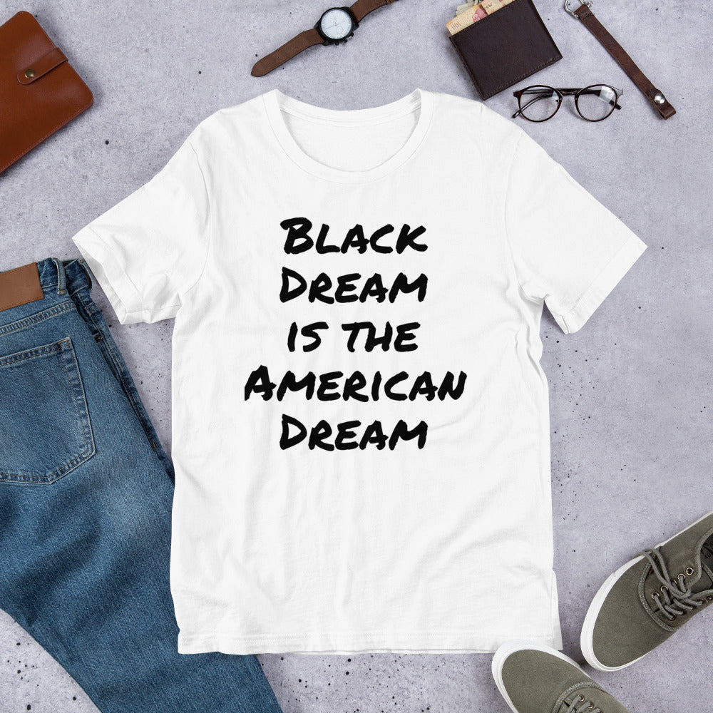 Black Dream Unisex T-Shirt