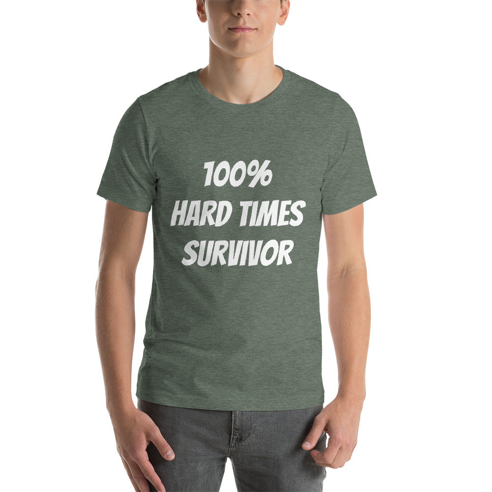 Hard Times Survivor T-shirt