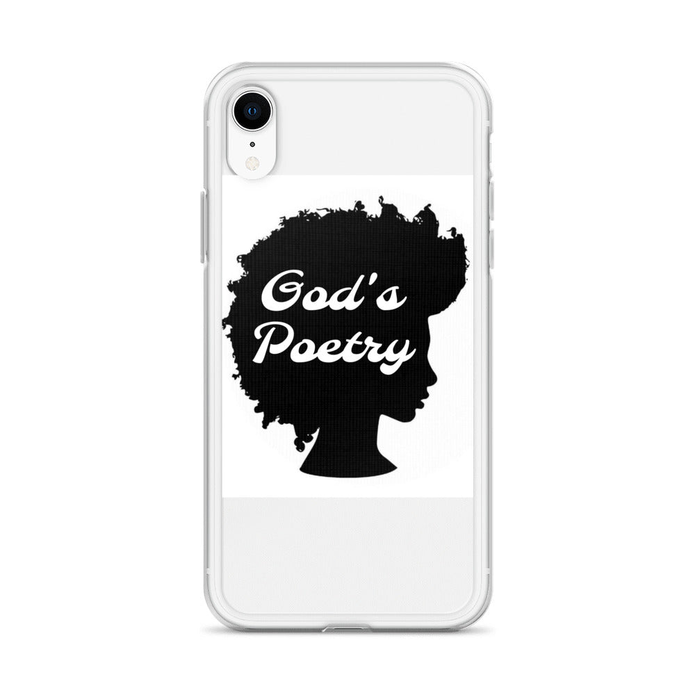 God's Poetry iPhone Case - Piece Of Everything
