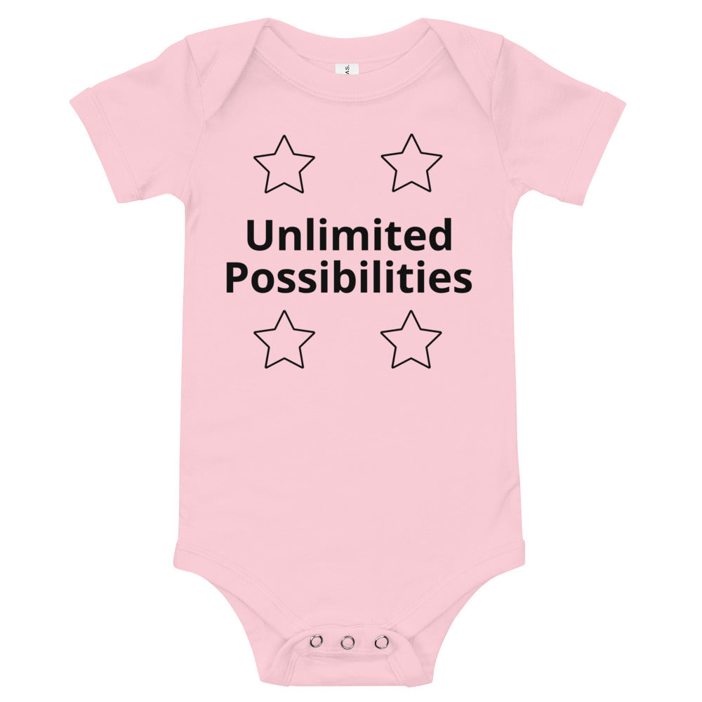 Unlimited Possibilities Onesie