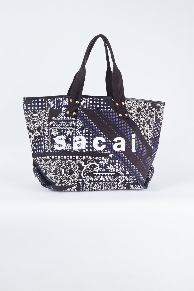 HWT / Patchwork Tote