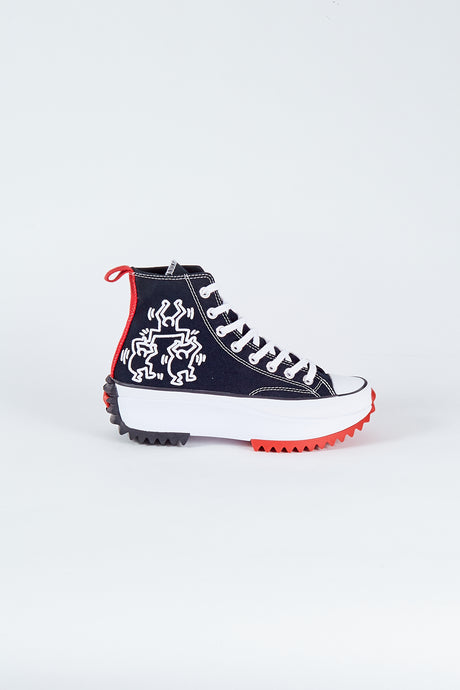 x Keith Haring Run Star Hike Hi