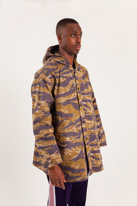 Reversible Bush Parka