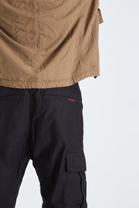 Back Satin Cargo Pants