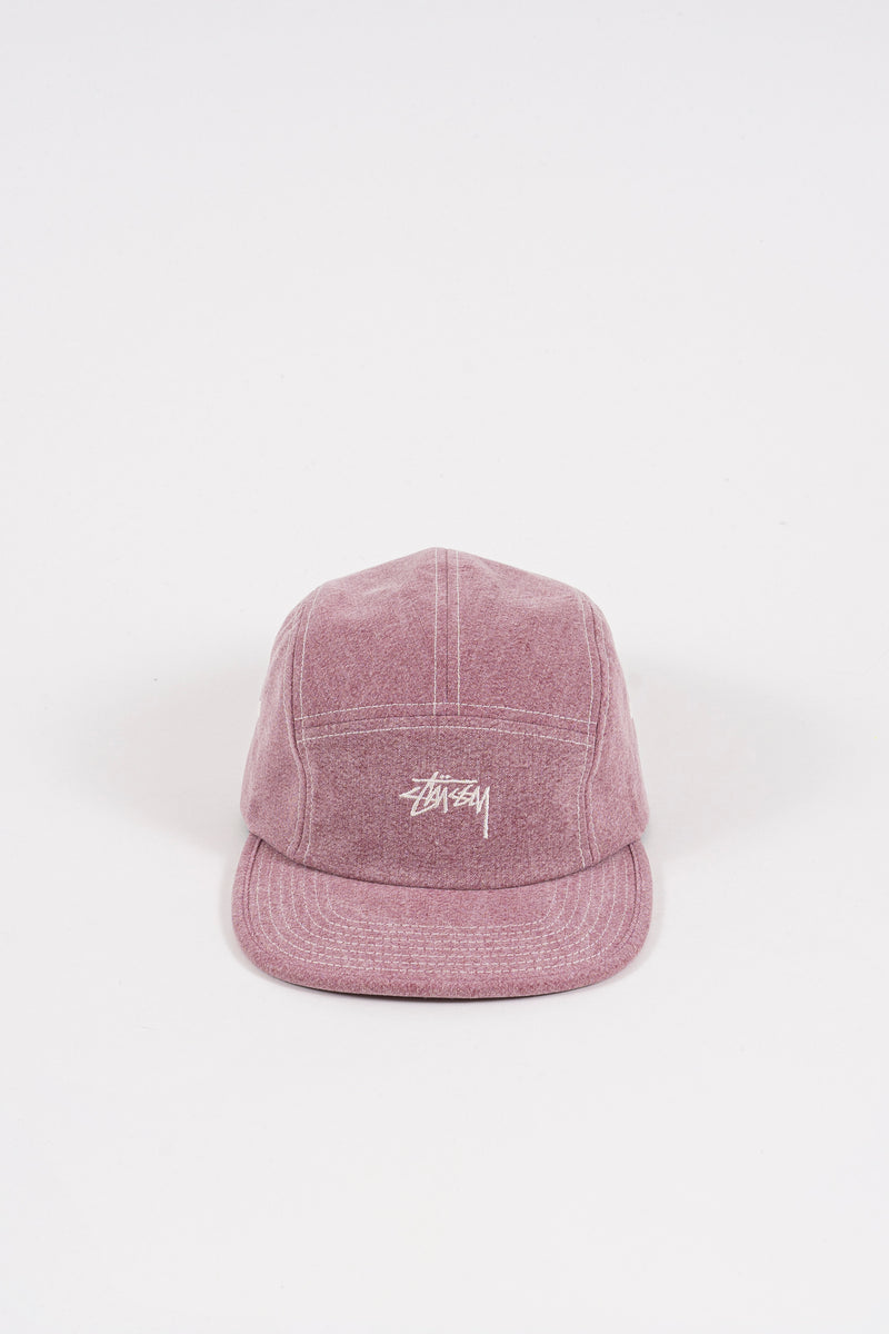 Stock Washed Canvas Camp Cap