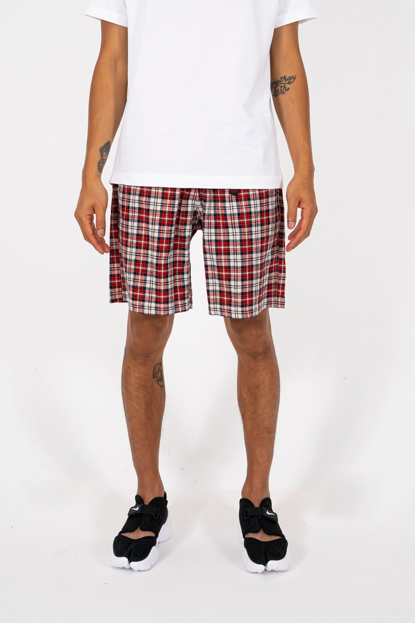 Linen Cotton G-Shorts