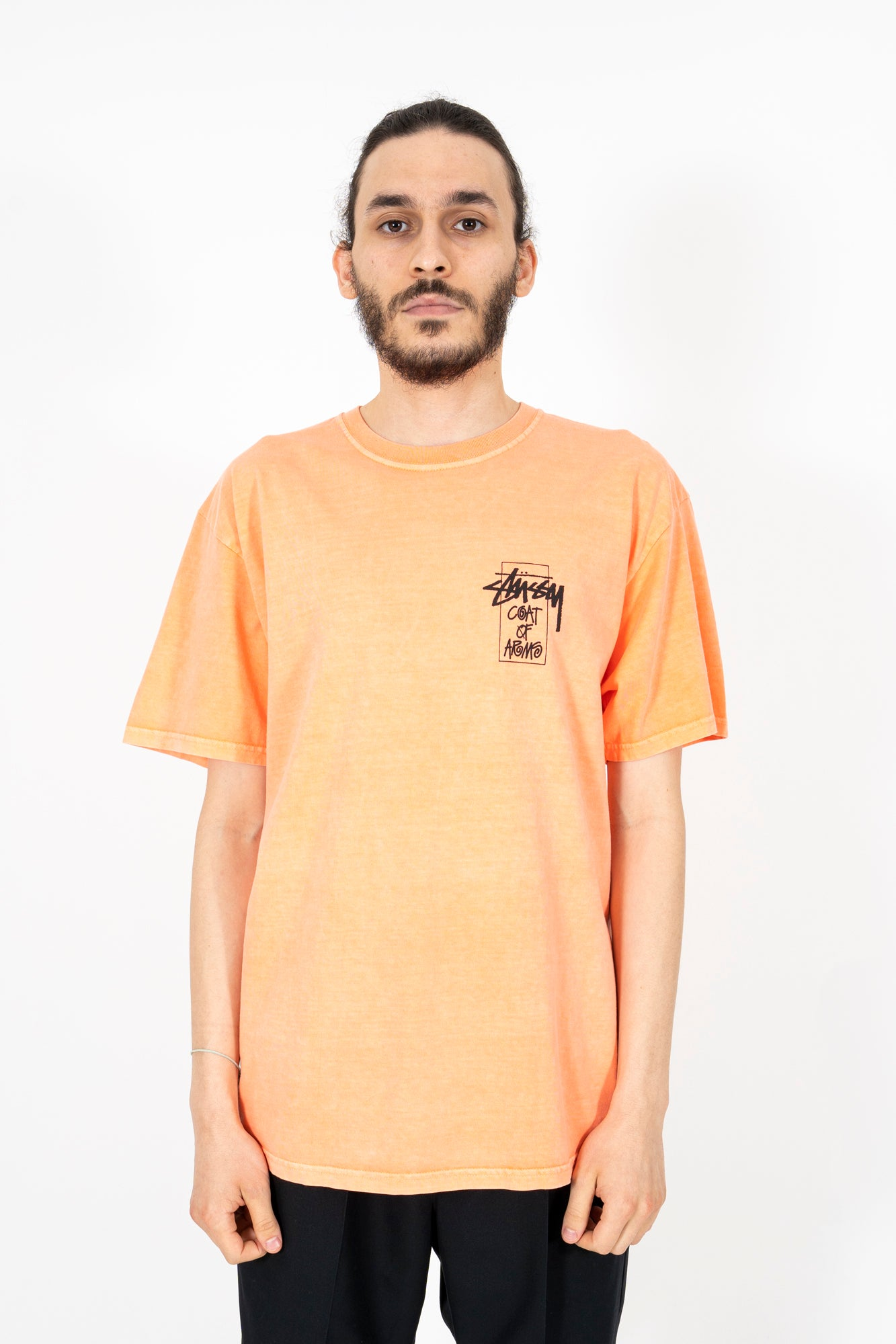 Coat Of Arms Pig. Dyed Tee