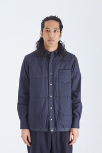 Cotton Quilted Shirt