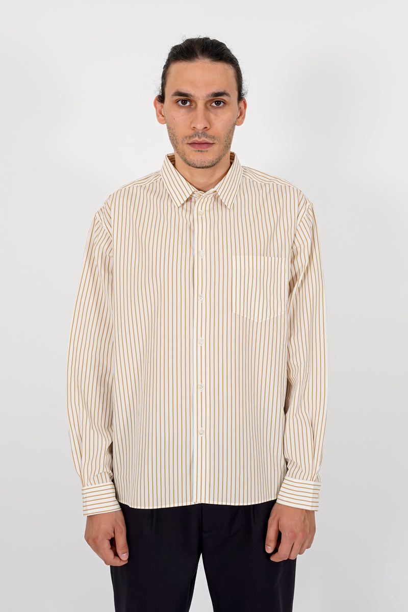 Financial Poplin Shirt
