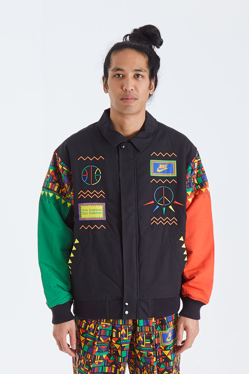 Re-Issue Urban jungle Jacket