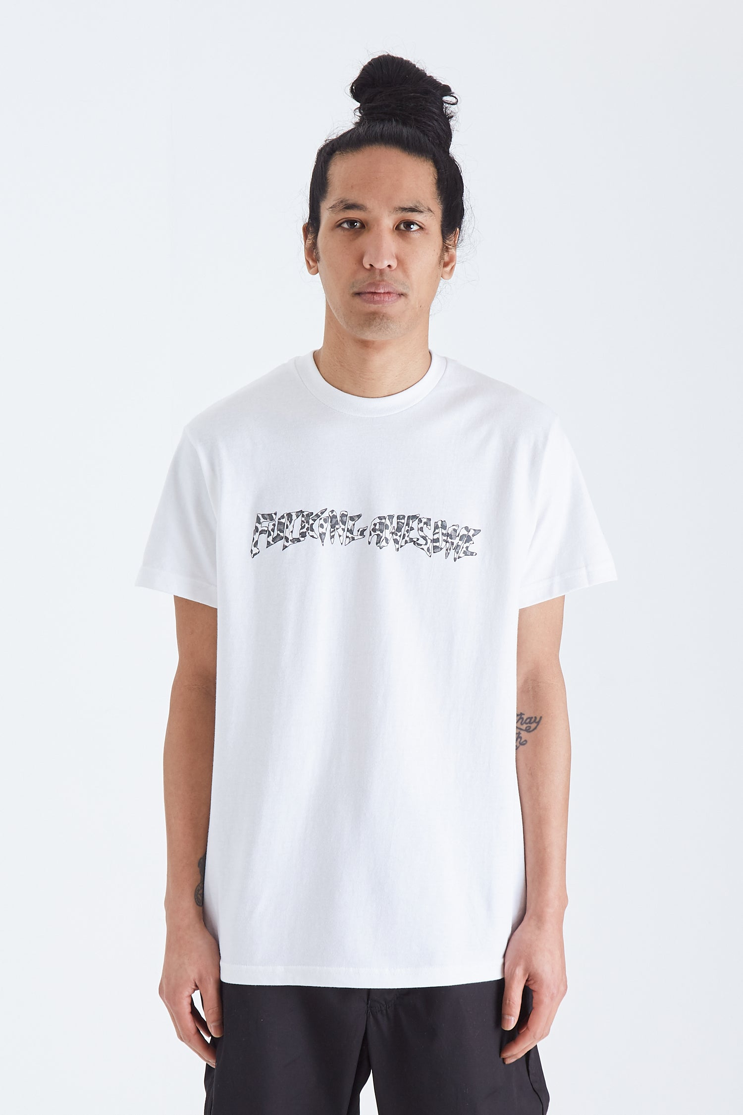 Cheetah Stamp Tee