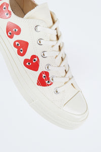Chuck Taylor 70 Low Multi Hearts