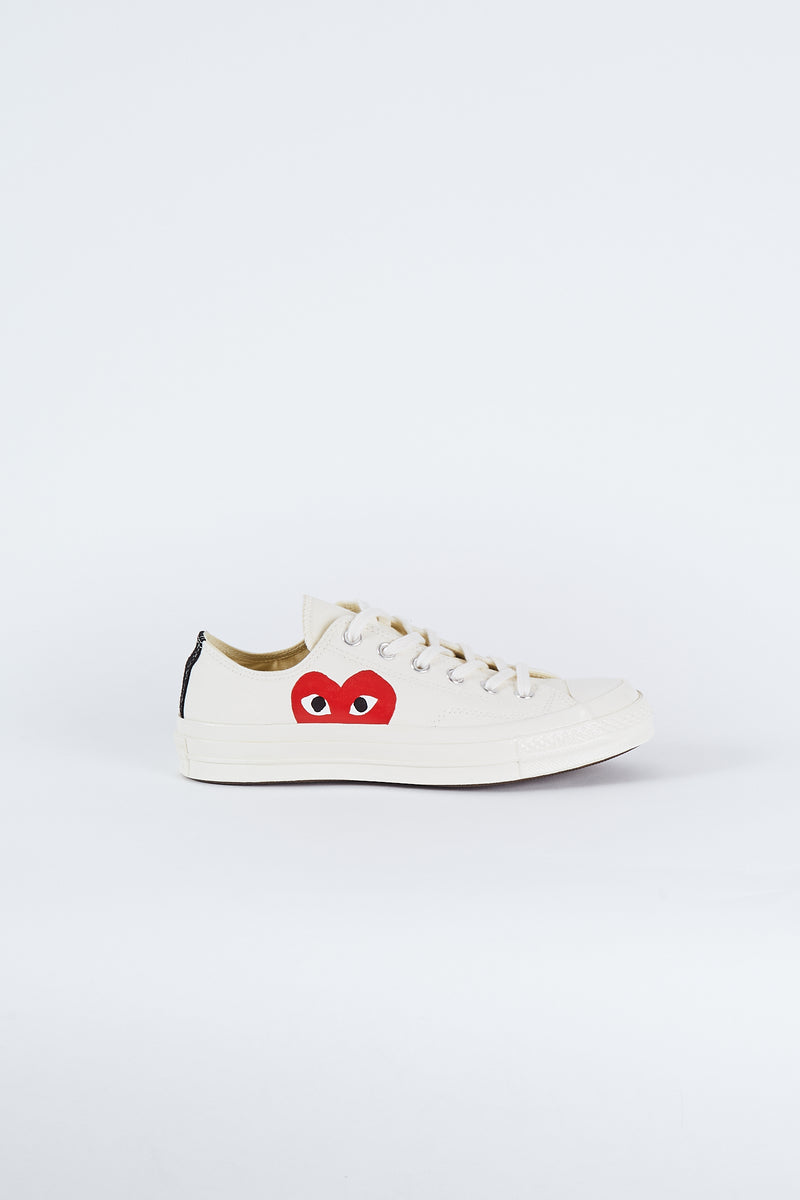 Chuck Taylor 70 Low Big Heart