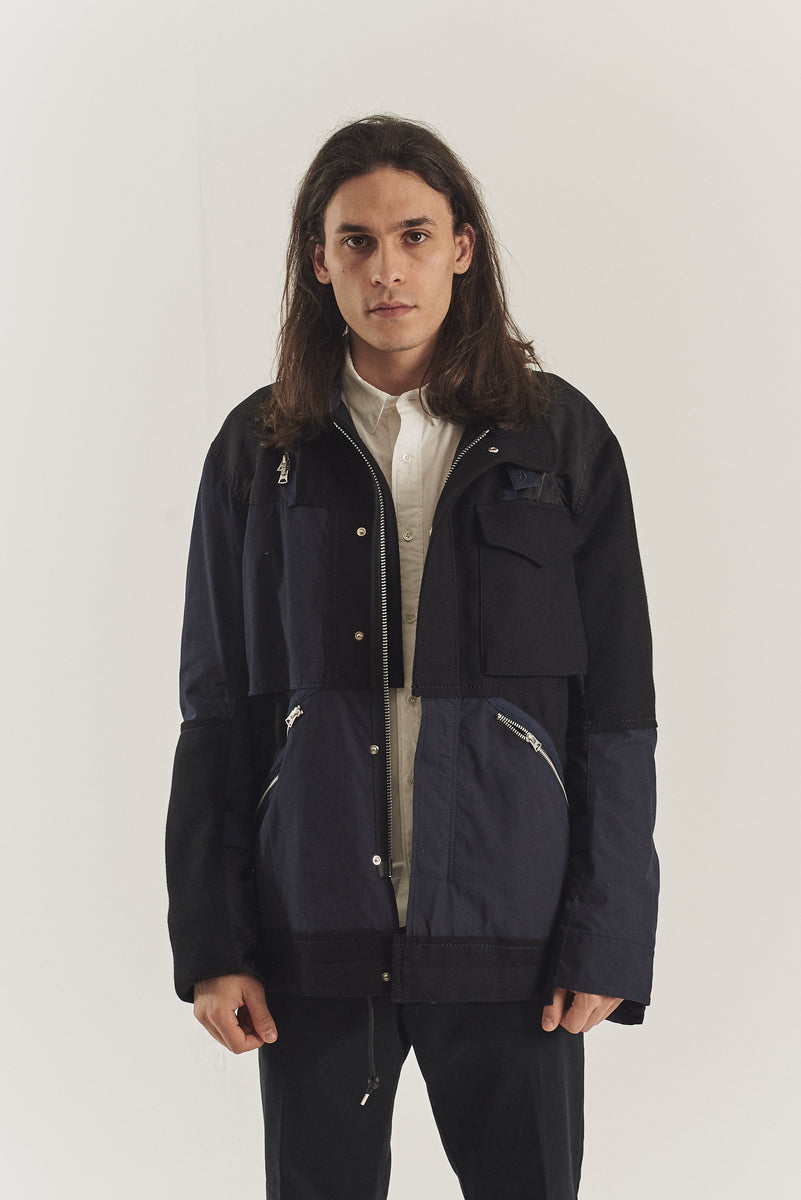 thenextdoor sacai jacket