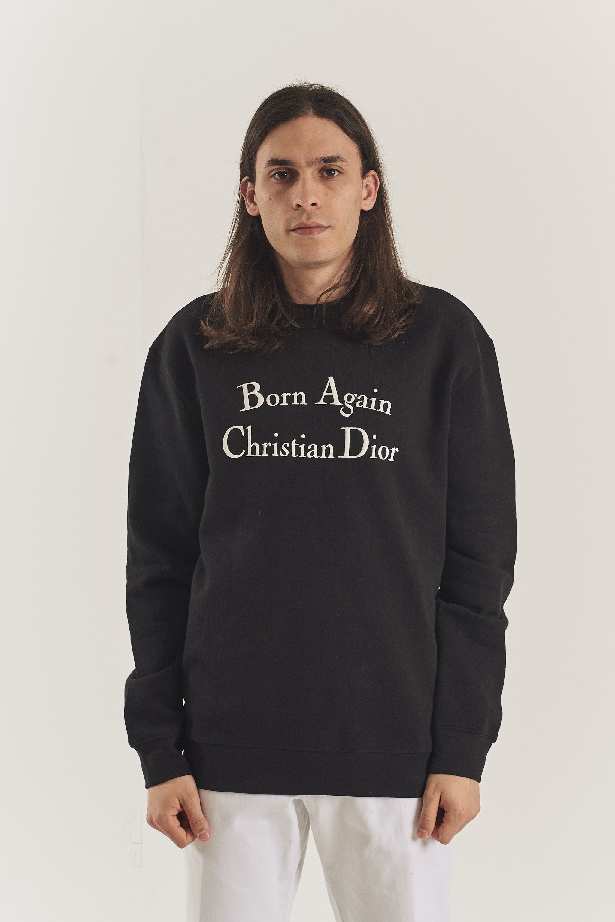 Born Again crewneck