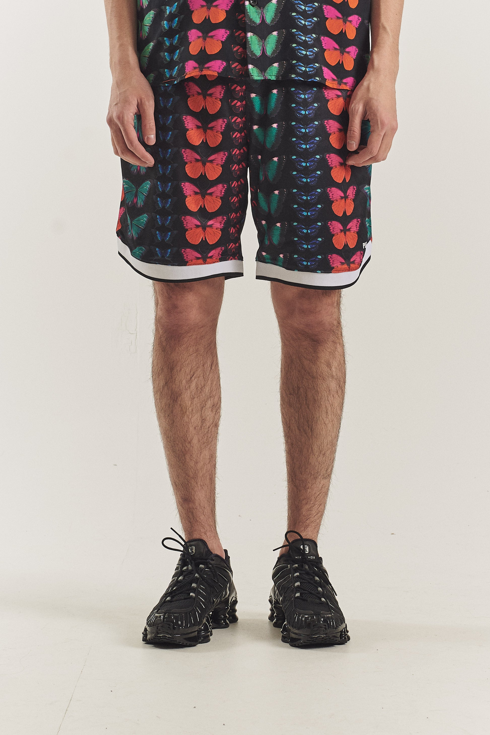 Butterfly basketball shorts