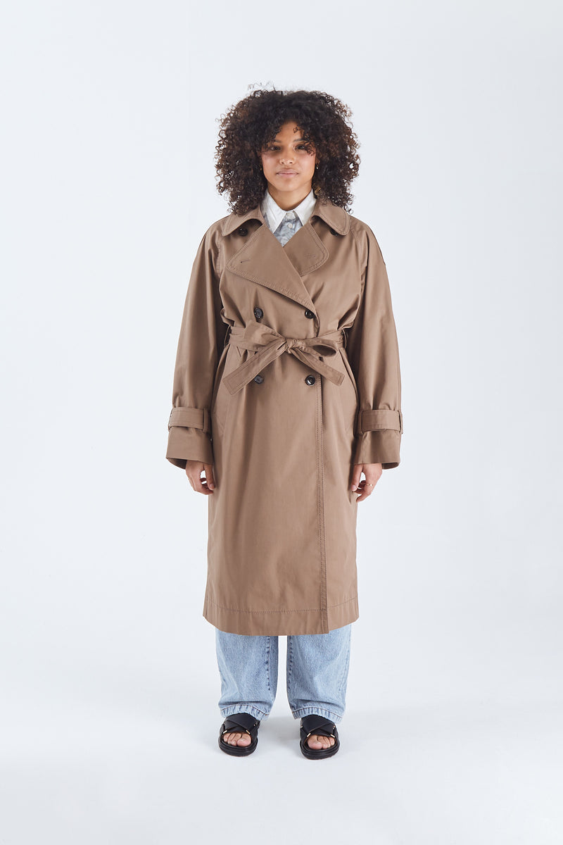 Odande Co Chino Coat