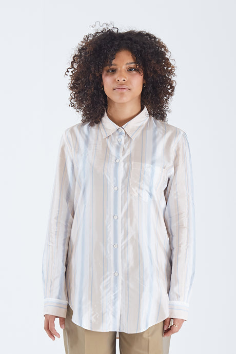 Sophi Bag Stripe Shirt