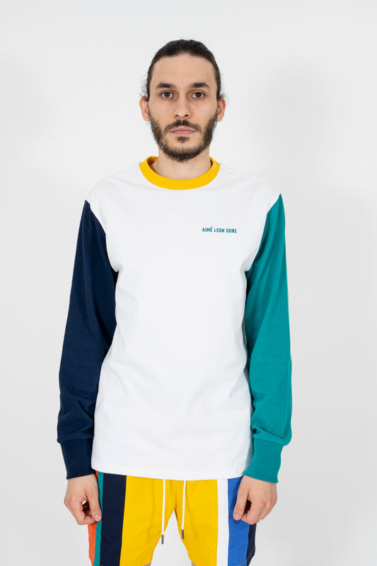L/S Colorblock T-Shirt
