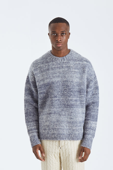 Wool Alpaga Felt Knit