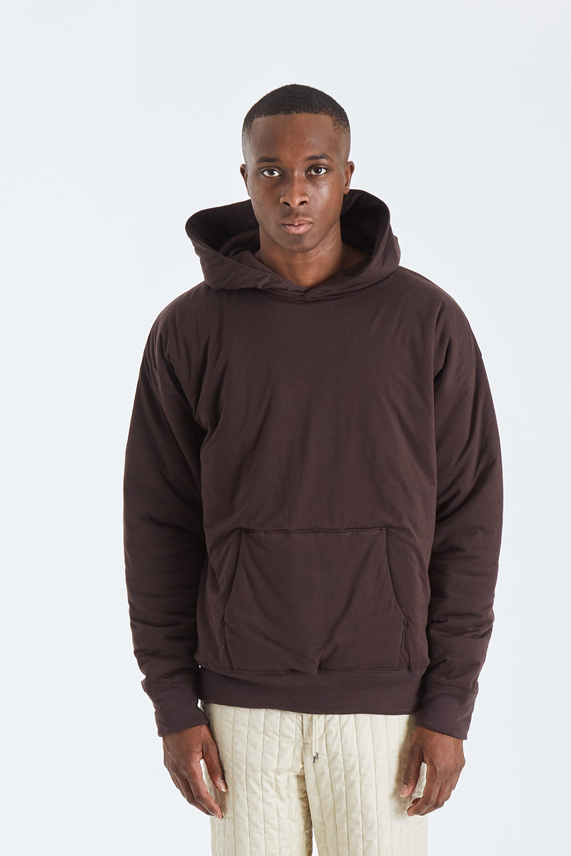 Double Cloth Puffer Parka
