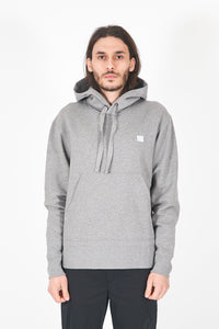 Classic Fit Hooded Sweatshirt