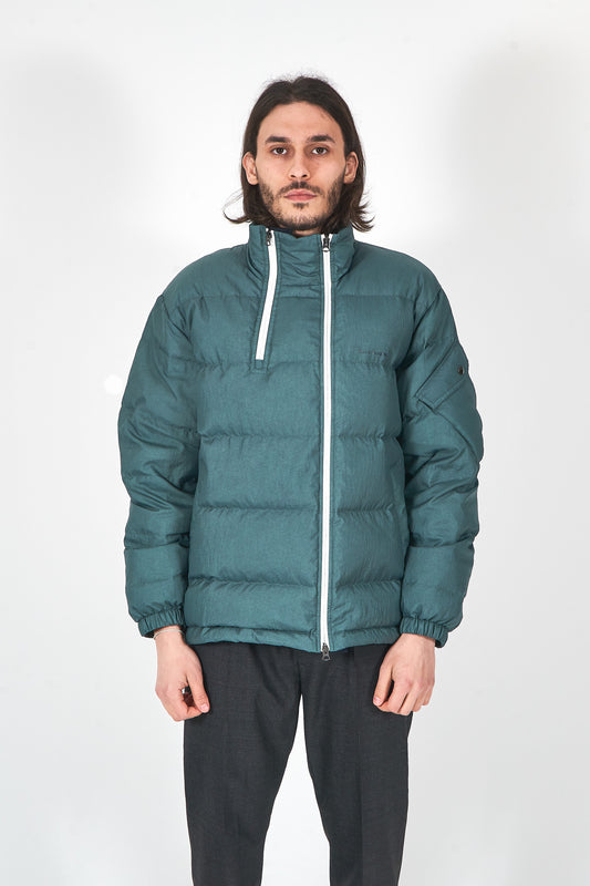 Double-Zipdown Jacket