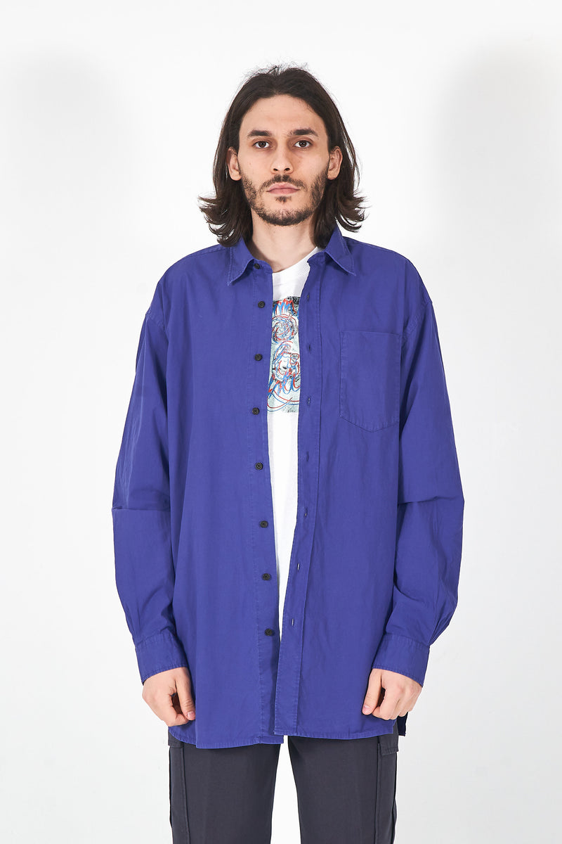 Oversize Cotton Shirt