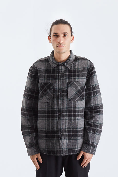 Max Plaid Quilt Shirt