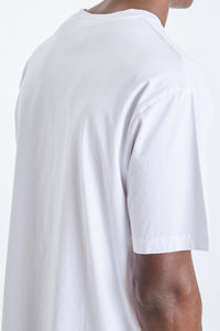 Patch-pocket cotton t-shirt