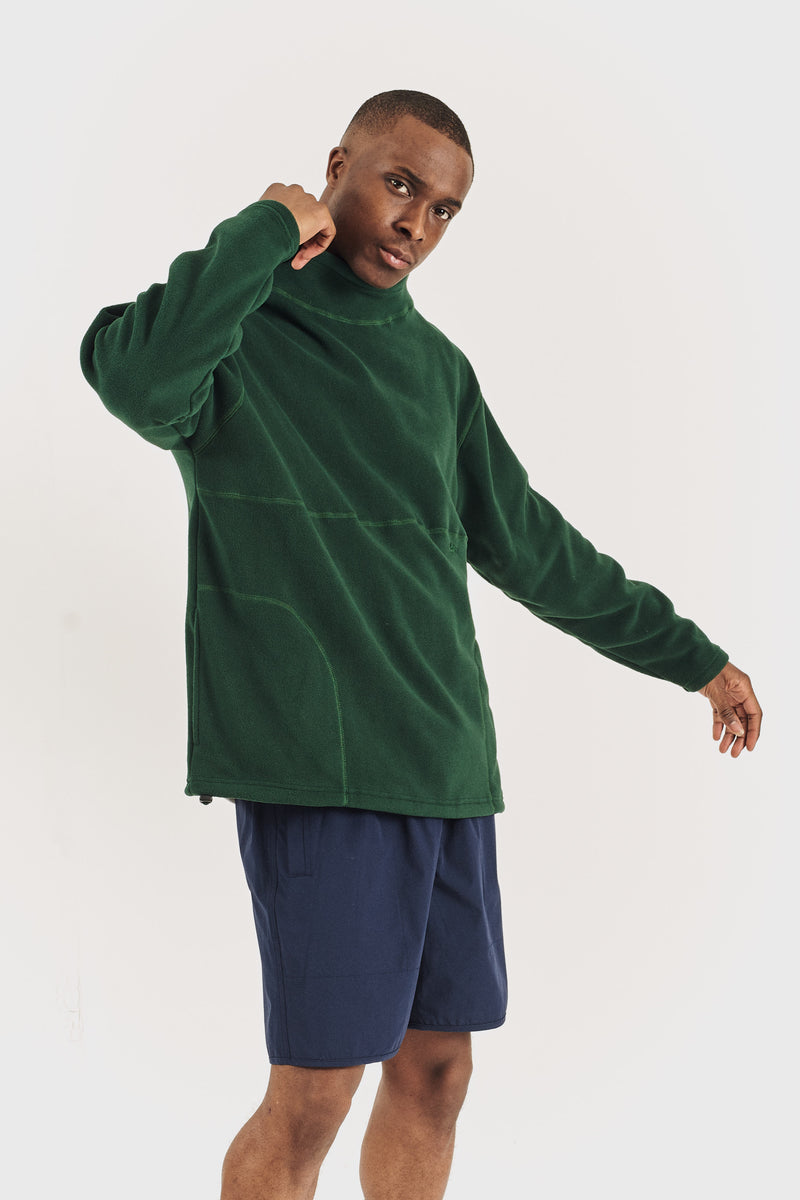 FLOP NECK FLEECE J-SPEED