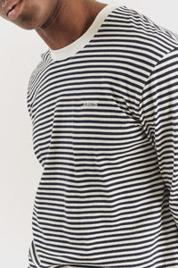 LS Stripe Tee J Speed
