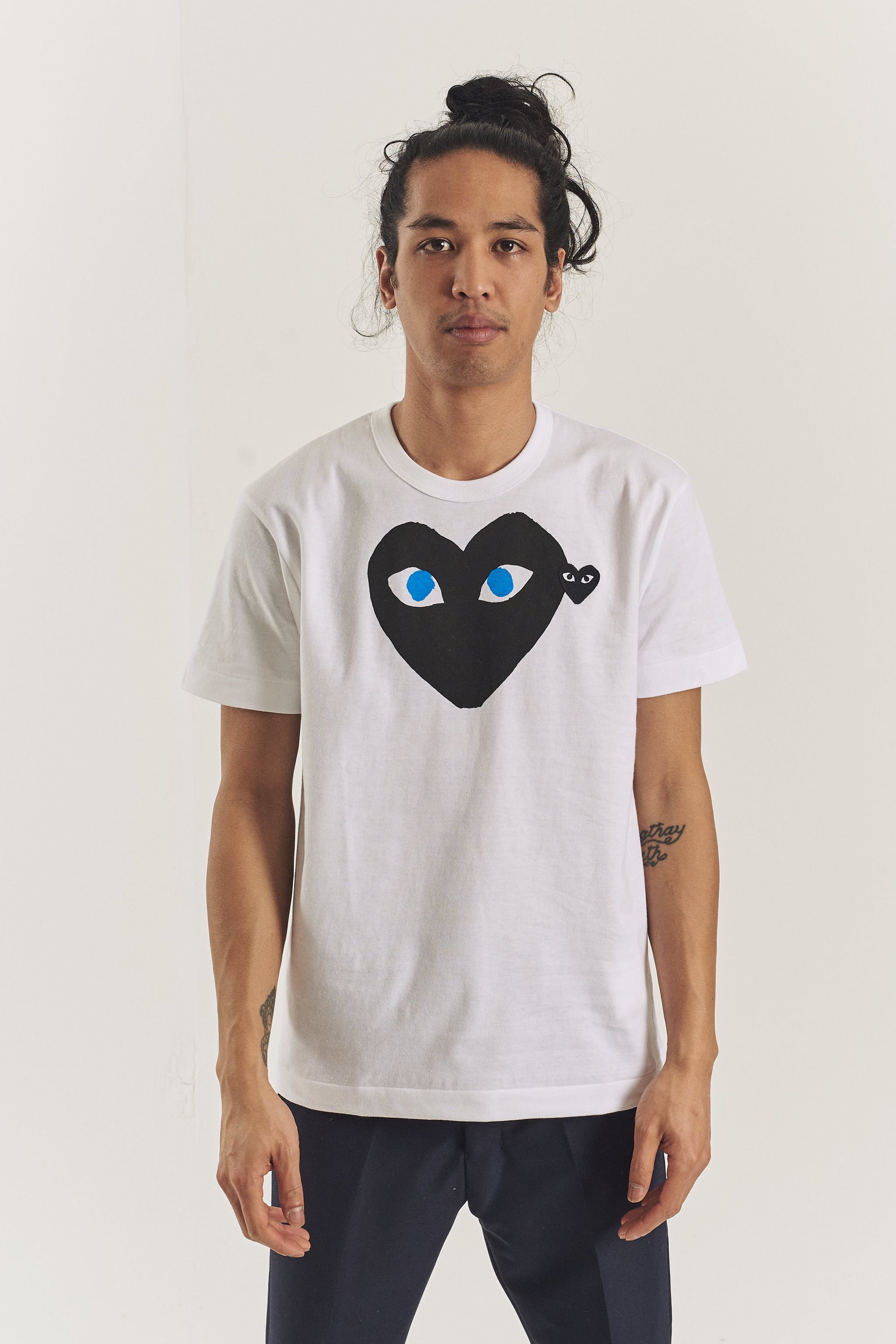 Big Black Heart Blue Eyes t-shirt