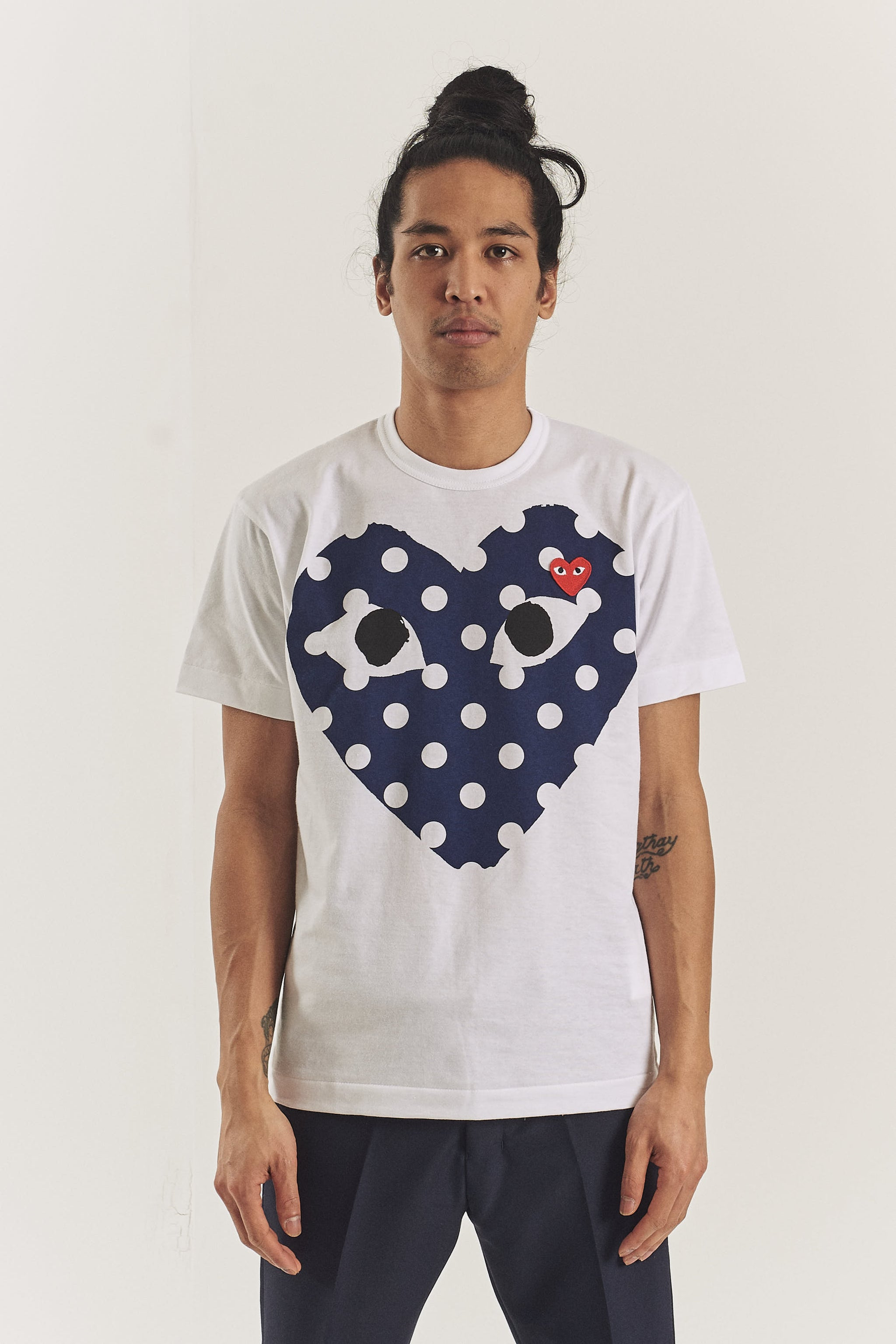 Big Dot Heart t-shirt