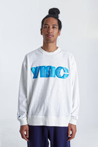 Triple LS Cotton T-Shirt 95 YMC Front