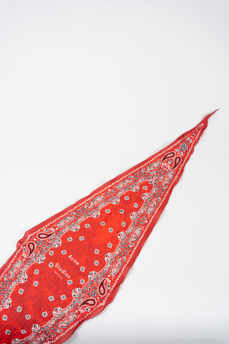 Skinny Diamond Shape Bandana